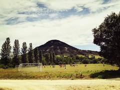 Día 3 . Juegos en el campo de fútbol