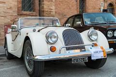 Vintage Vehicles at Montalto, June 2017 (MikePScott) Tags: ascolipiceno camera car italia italy lemarche lens montaltodellemarche morgan nikon2470mmf28 nikond800 transport