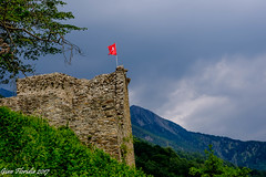 Mesocco (CH): Il castello