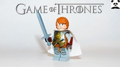 7 - Jaime Lannister (Random_Panda) Tags: lego figs fig figures figure minifigs minifig minifigures minifigure purist purists character characters film films movie movies television tv game of thrones season 1 7 white walker eddard ned stark premiere jon snow tyrion lannister cersie jaime arya sansa george r martin winterfell the north wall kings landing baratheon tyrell arryn sam samwell tarly nightwatch king wildlings kit harrington robb richard madden theon greyjoy williams maisie toy lena headey cersei queen peter dinklage nikolaj costerwaldau