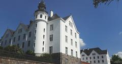 Plöner Schloss Haupthaus (LXXXVI) Tags: plön see plönersee seen schloss schlossgarten natur schleswigholstein norden