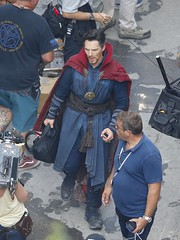 UHQ Avengers: Infinity War Set Pictures (anythingdoctorstrange) Tags: avengers infinity war atlanta usa 28 jun 2017 cast members benedict cumberbatch works during filming set is modeled after a new york city street celebrity entertainment arts georgia united states north america 60710724 benedictcumberbatch markruffalo avengersinfinitywar robert downey jr