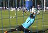 Calentamiento de Alfonso (Dawlad Ast) Tags: real oviedo filial vetusta b futbol requexon asturias soccer pretemporada entrenamiento partido match españa spain alfonso herrero portero