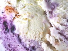 Sweet Swirl (Rose Slr) Tags: sweet treat dessert food maro closeup white purple flavour fruit cheesecake blueberry vanilla contrast cold frozen icecream texture macromondays