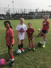 IMG_9823.JPG (lynnstadium) Tags: uofl louisville soccer girls success win winners ball goal teaching learning camp cardinal spirit l1c4 lynn stadium