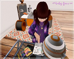 ʚ.The Force - 77 (Breauna Wynterr / Baby Face) Tags: babyface face bebe body baby toddler tot toddlers kids secondlife sl child second life kid fashion blog blogger tweenstar tween wasbi pills aragrace starwars star wars