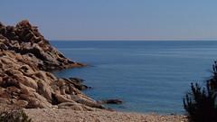 Somewhere far (egotoagrimi) Tags: ikaria wildswimming wildcamping may aegean greece ικαρία kalou beach rocks hollowrocks rockshapes pebbles