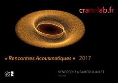 « Rencontres Acousmatiques 2017 » @ CRANE lab (CRANE lab) Tags: cranelab acousmatique musique acousmatic music bourgogne burgundy