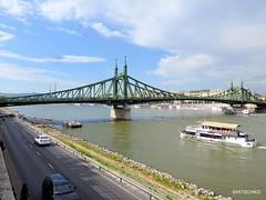 Budapest oder Buda und Pest (HITSCHKO) Tags: ungarn magyarország magyarköztársaság republikungarn budapest hauptstadt bud pest donau duna