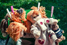 Be Happy (nickriviera73) Tags: pentax k20d dolls green orange childish
