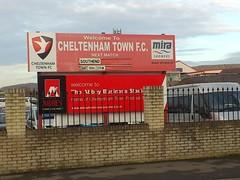 Cheltenham Town (maninasuitcase) Tags: cheltenham