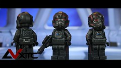 Iden Versio - Battlefront 2 (AndrewVxtc) Tags: lego star wars battlefront 2 ea custom iden versio imperial inferno squad special forces andrewvxtc