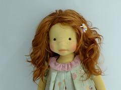 waldorf doll (Dearlittledoll) Tags: waldorfdoll slowdoll naturaltoys naturalkids madewithmyownhands