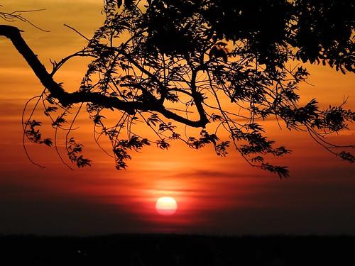 4893ex  dramatic sunset  **Explore**