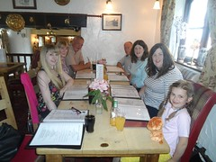 My day at the zoo with katy (Elysia in Wonderland) Tags: south lakes wild animal park zoo dalton furness animals creatures katy brown cow meal restaurant sally sarah michael grandad paul nan