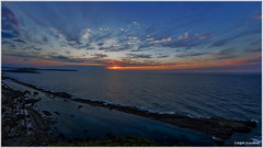 Langre (Neli Martin) Tags: langre pozas ribamontanalmar cantabria españa puesta sol ocaso atardecer sunset nubes cielo