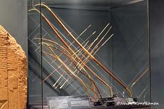 Royal Bows (konde) Tags: bow tutankhamun 18thdynasty newkingdom kv62 valleyofthekings luxormuseum wood ancientegypt