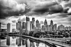 Philadelphia. (Igor Danilov Philadelphia) Tags: philadelphia home bw mono sky free buildings downtown south blackandwhitephotography