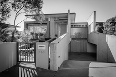 Castlecrag (thomasdwyer) Tags: arch archdaily architecture castlecrag nsw australia sydney building ngc home homes house modern modernist design architecturalphotography bw blackandwhite blackwhite bandw bwarchitecture