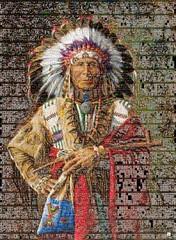 Far West Mosaico (by zurera) Tags: digital hd art collage retratos portraid zurera people fotomontaje image autoretratos mosaic