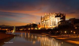 The Palma de Mallorca Cathedral