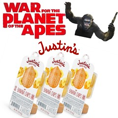Justin's NEW Banana Chip Snack Packs (The Pop Bag) Tags: justins new banana chip chips snack pack yummy delicious glutenfreen peanutbutter dip tasty nutritious goodies fun exciting amazing warfortheplanet warfortheplanetoftheapes film movie event nyc popbag thepopbag