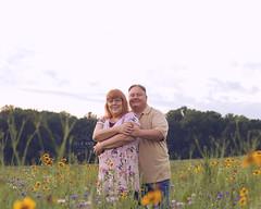 (Julie Ann Photos) Tags: julieannphotos canonrebelt5 canon50mm18 wildflowers family portraits pennsylvania