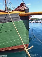 From Tvedestrand, Norway (larseriksfoto) Tags: tvedestrand sailingboat norway norge sörlandet austagder dmctz70 dmczs50 lumix boy leslie