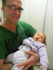28/365 (Mááh :)) Tags: visita vovô vô baby bebê 365 365dias 365days