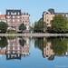 Kopenhagen (DK), Peblinge-See