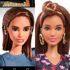 ? (fashionstyleVM) Tags: barbie barbiedoll barbiecollector barbiefashionistas barbie2017