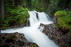 Doser Wasserfall (Peter Zitt) Tags: wasser wasserfall tirol natur langzeitbelichtung häselgehr doserwasserfall wald sonya77ii