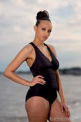 Natalie (dgwphotography) Tags: portrait bathingsuit coastline beach walnutbeach magmod magsphere