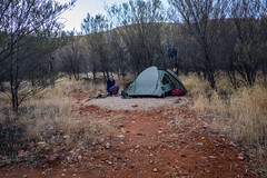 Larapinta Trail Day 3-24