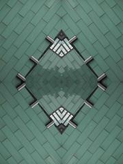 Green Glas (Ed Sax) Tags: glas art edsax architektur kunst kunstphotographie fassade hamburg staatsoper neubau design grün muster gänsemarkt abstrakt glossy wet