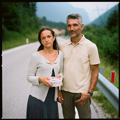 Italians (giancarlo rado) Tags: italians portrait trentino hasselblad planar10035 coppia couple