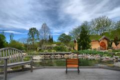Wegerzyn Gardens HDR (Lerxst Ohio) Tags: photobyhollyannsmith hollyannsmith nikond500 nikon d500 sigma1750mm sigma wegerzyngardens wegerzyn fiveriversmetroparks fiverivers hdr