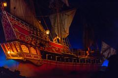 Surrender Cap'n Jack Sparrow (Justlai87) Tags: disneylandresort disneylandcalifornia disneylandanaheim disneyland california piratesofthecaribbean neworleanssquare pirates darkride