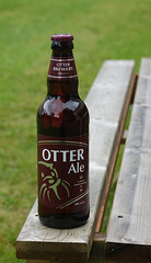 Otter Ale DSC01425 (rowchester) Tags: beer birra biere stakol olut ol cerveza piwo bottle otter devon honiton luppitt