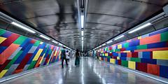 Materdei 2 (isnogud_CT) Tags: materdei statione bahnhof ubahn underground reisende linea1 neapel italien