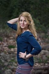 Judith. (Carlos García-Donas Fernández) Tags: judith portrait blonde rubia blue eyes ojos azules nikon d750 tamron gente retrato strobist