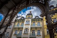 Karlovy Vary (rwfoto_de) Tags: pentaxda16454 europa karlsbad tschechien czechrepublic karlovyvary europe rahmen frame haus gebäude house building