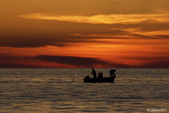 tramonto Toscano (gianco1952) Tags: exploreoct toscana estate nikond7200 pescatori