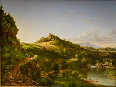 Thomas Cole - Catskill Scenery, 1833 at Saint Louis Art Museum - St Louis MO (mbell1975) Tags: stlouis missouri unitedstates us thomas cole catskill scenery 1833 saint louis art museum st mo saintlouis stl museo musée musee muzeum museu musum müze museet finearts fine arts gallery gallerie beauxarts beaux galleria slam painting american