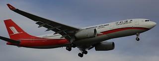 B-6546 | Shanghai Airlines | MU737 | PVG - MEL | Airbus A330-243 | Melbourne International Airport | (MEL/YMML)