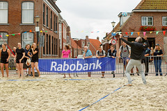 2017-07-15 Beach volleybal marktplein-2