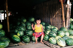 """Young Entrepreneur"" (Yeow8) Tags: leicam6 voigtlander35mmf14 agfavista200 yangon myanmar kid portrait portraiture streetportrait portraiturephotography streetphotography film filmphotography filmcommunity filmimage filmphotographer filmcamera ishootfilm watermelon leicaimage leicafilmcamera leicafilmphoto"