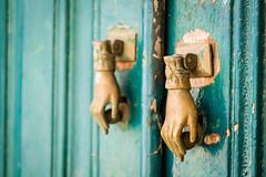 Lagos - Detail from a door (MR@tter) Tags: algarve architektur lagos portugal tür door dof architecture