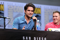Tyler Posey (Gage Skidmore) Tags: teen wolf mtv san diego comic con international 2017 convention center california