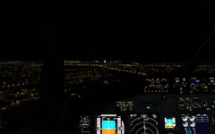 Final App RW11L SBBR (danielrds) Tags: prepar3d p3d 3d b738 b737 800 prgxz brasilia sbbr sbpj palmas brazil online ivao boeing airlines glo gol g3 texture high i7 intel sky aviation virtual flickr aviaçãovirtual aviacao aviacaovirtual cabine aviao